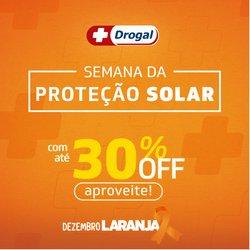 Ofertas Perfumarias e Beleza no catálogo Drogal em Ribeirão Preto ( 3 dias mais )