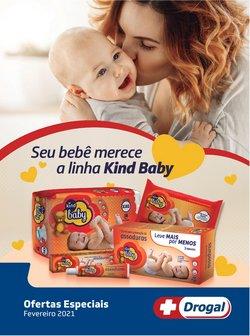 Ofertas Supermercados no catálogo Drogal em Indaiatuba ( 2 dias mais )