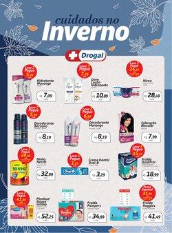 Ofertas de Supermercados no catálogo Drogal (  2 dias mais)