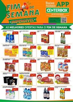 Ofertas de Supermercados no catálogo CenterBox (  Válido até amanhã)