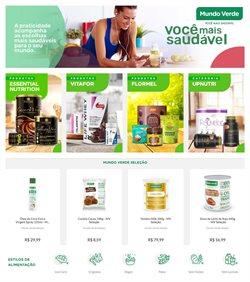 Ofertas Perfumarias e Beleza no catálogo Mundo Verde em Paulista ( Publicado ontem )