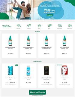 Ofertas Perfumarias e Beleza no catálogo Mundo Verde em Limeira ( 3 dias mais )