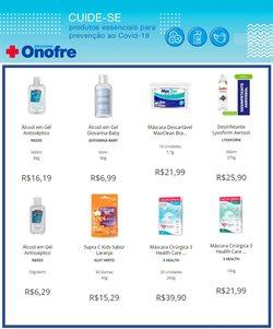 Ofertas Farmácias e Drogarias no catálogo Onofre em Juazeiro ( Válido até amanhã )