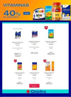 Ofertas Farmácias e Drogarias no catálogo Onofre em Guarulhos ( Publicado hoje )