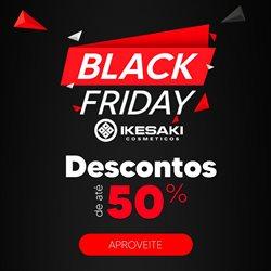 Ofertas Perfumarias e Beleza no catálogo Ikesaki em Carapicuíba ( Vence hoje )