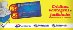 Promoção de Carvalho Supermercado no folheto de Teresina