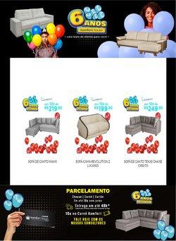 Ofertas Casa e Decoração no catálogo Komfort House em Taboão da Serra ( Vence hoje )