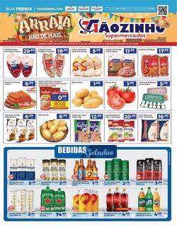 Ofertas de Supermercados Tiaozinho no catálogo Supermercados Tiaozinho (  Publicado ontem)