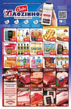 Ofertas de Supermercados Tiaozinho no catálogo Supermercados Tiaozinho (  Vence hoje)