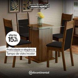 Ofertas Tecnologia e Eletrônicos no catálogo WebContinental em Sorocaba ( Válido até amanhã )