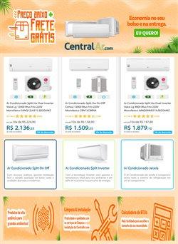 Ofertas Tecnologia e Eletrônicos no catálogo Central Ar em Teresópolis ( Vence hoje )