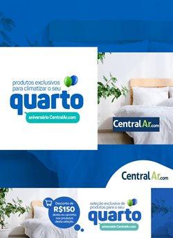 Ofertas Tecnologia e Eletrônicos no catálogo Central Ar em Goiânia ( Vence hoje )