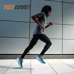 Ofertas Esporte e Fitness no catálogo Fast Runner em Caxias do Sul ( Mais de um mês )
