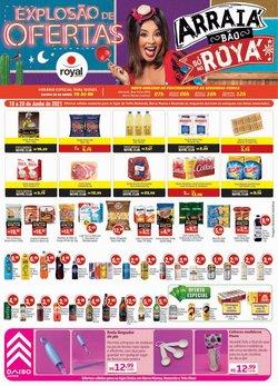 Ofertas de Royal Supermercados no catálogo Royal Supermercados (  Válido até amanhã)