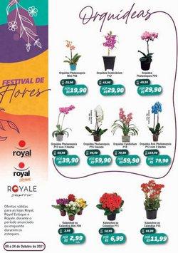 Ofertas de Royal Supermercados no catálogo Royal Supermercados (  4 dias mais)
