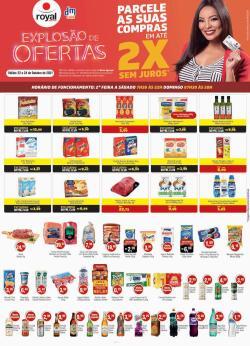 Catálogo Royal Supermercados (  Válido até amanhã)