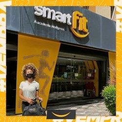 Ofertas Esporte e Fitness no catálogo Smart Fit em São Caetano do Sul ( 22 dias mais )