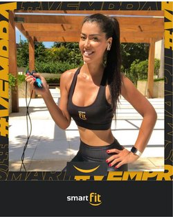 Ofertas Esporte e Fitness no catálogo Smart Fit em São Bernardo do Campo ( 20 dias mais )