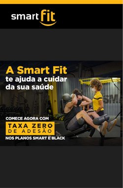 Ofertas de Esporte e Fitness no catálogo Smart Fit (  3 dias mais)