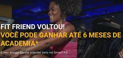 Promoção de Esporte e lazer no folheto de Smart Fit em São Bernardo do Campo