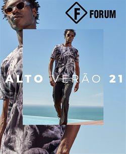 Catálogo Forum em Recife ( Vencido )