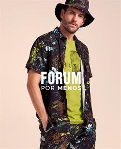 Catálogo Forum em Recife ( 25 dias mais )