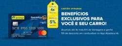 Promoção de Posto Ipiranga no folheto de Rio de Janeiro