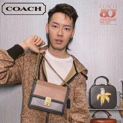 Ofertas de Coach no catálogo Coach (  22 dias mais)