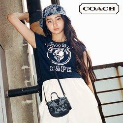Ofertas de Coach no catálogo Coach (  Vence hoje)