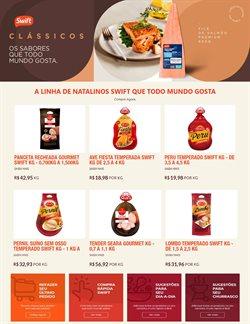 Ofertas Supermercados no catálogo Swift em Fortaleza ( 6 dias mais )