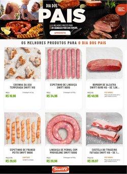 Ofertas de Supermercados no catálogo Swift (  Válido até amanhã)