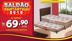 Promoção de Esplanada Móveis no folheto de Campinas