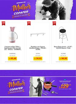 Ofertas Material de Construção no catálogo Copafer em São Paulo ( Válido até amanhã )