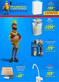 Ofertas Material de Construção no catálogo Copafer em Mauá ( 3 dias mais )