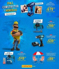 Ofertas de Material de Construção no catálogo Copafer (  Válido até amanhã)