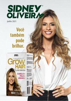 Ofertas de Farmácias e Drogarias no catálogo Sidney Oliveira (  6 dias mais)