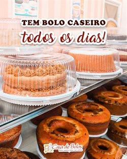 Ofertas Restaurantes no catálogo Casa de Bolos em Canoas ( Publicado ontem )