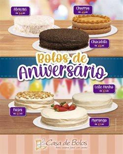 Ofertas Restaurantes no catálogo Casa de Bolos em São Roque ( 8 dias mais )