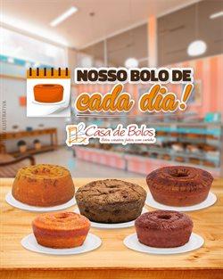 Ofertas Restaurantes no catálogo Casa de Bolos em Santana de Parnaíba ( Vence hoje )