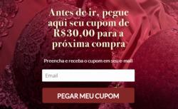 Promoção de Recco Lingerie no folheto de Maringá