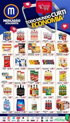 Ofertas de Supermercados no catálogo Mercadão Atacadista (  Publicado hoje)