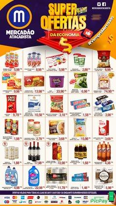 Ofertas de Supermercados no catálogo Mercadão Atacadista (  Vence hoje)