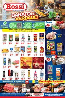 Catálogo Rossi Supermercados ( Vence hoje )