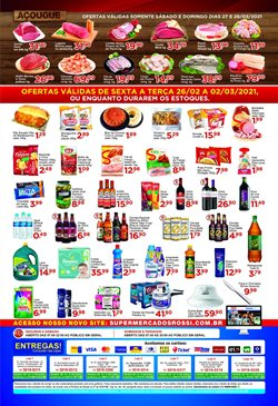 Ofertas de Clear em Rossi Supermercados