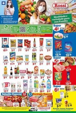 Catálogo Rossi Supermercados ( 3 dias mais )
