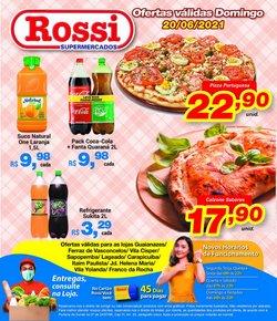 Ofertas de Supermercados no catálogo Rossi Supermercados (  Vence hoje)