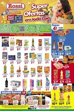 Ofertas de Rossi Supermercados no catálogo Rossi Supermercados (  Válido até amanhã)