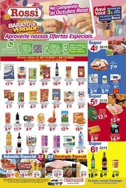 Catálogo Rossi Supermercados (  4 dias mais)