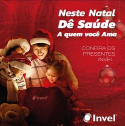 Promoção de Invel no folheto de São Paulo