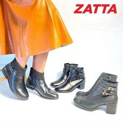 Ofertas de Roupa, Sapatos e Acessórios no catálogo Zatta Calçados (  Mais de um mês)